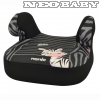 NANIA Animals dream ülésmagasító 15-36kg Col.: Zebra