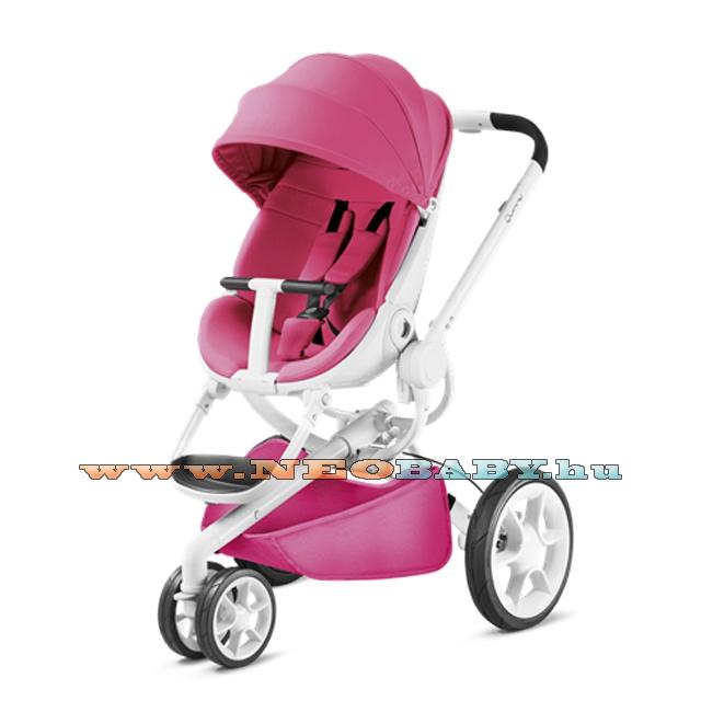 Quinny Moodd babakocsi pink passion