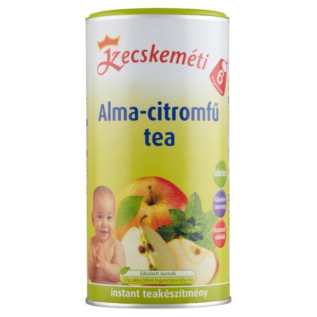 Baba tea csecsemőknek