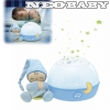 CHICCO Good Night Star Zenélő csillagok vetítő CH0024272/ Boy