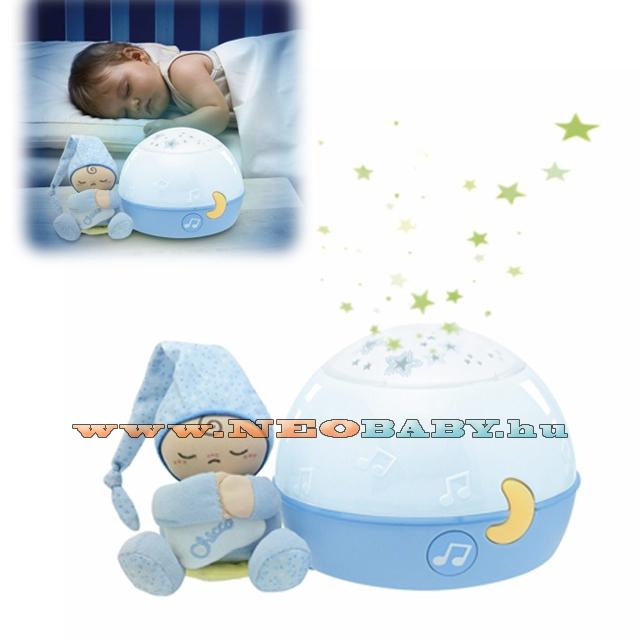 259e6ab0bd CHICCO Good Night Star Zenélő csillagok vetítő CH0024272/ Boy ...