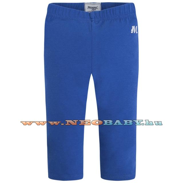 434f4dd9fd MAYORAL MODA 6Q Kék rikító Leggings 7 év 723 61 - Ruházat és cipő ...