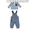 IDO DODIPETTO  iDO BABY BOY SET9-12m 4.Q064.00/8229