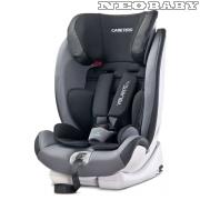 CARETERO Volante Fix Autós biztonsági gyermekülés 9-36 kg-ig Col. Grey -  Biztonsági gyerekülések  Gyerekülések 9-36 kg - NeoBaby bababolt kismama  webáruház 201ec34b80