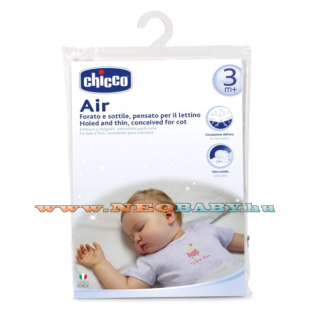 5686ee69de CHICCO AIR lélegző párna 45*32*2 CH0073390 - Babaszoba/ Bébi és ...