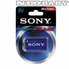 SONY STAMINA PLUS tartós 9V elem 1db 6AM6-B1D