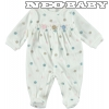 IDO DODIPETTO romper with feet - rugdalózó /6m 4.R550.00/8146