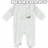 IDO DODIPETTO romper with feet - rugdalózó /6m 4.R539.00/0112