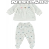 IDO DODIPETTO romper with feet - rugdalózó /6m 4.R561.00/8146