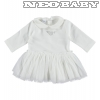 IDO DODIPETTO knitted dress - ruha /6-9m 4.R527.00/0112