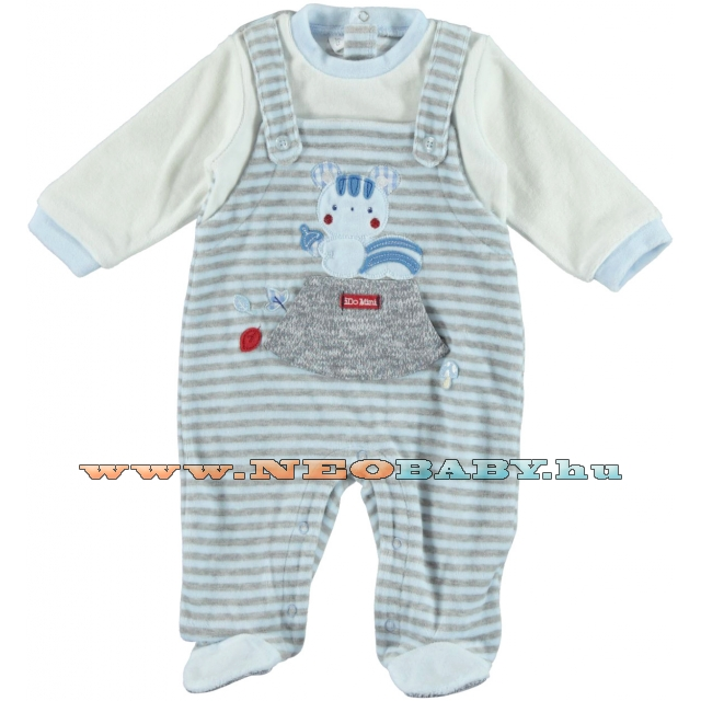 IDO DODIPETTO romper with feet - rugdalózó /3m 4.R426.00/8019