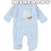 IDO DODIPETTO romper with feet - rugdalózó /3m 4.R539.00/5818