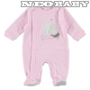 IDO DODIPETTO romper with feet - rugdalózó /3m 4.R539.00/5819