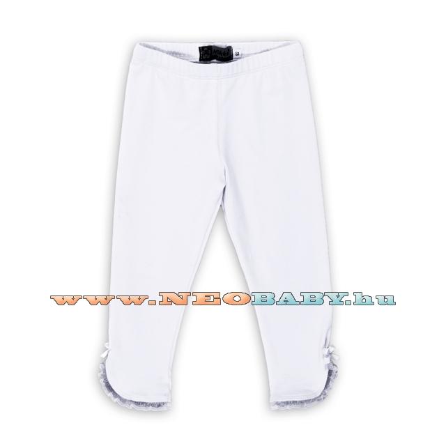7f66393828 MIKKA Hosszú leggings 98-104 Col.: fehér - Ruházat és cipő/ MIKKA ...