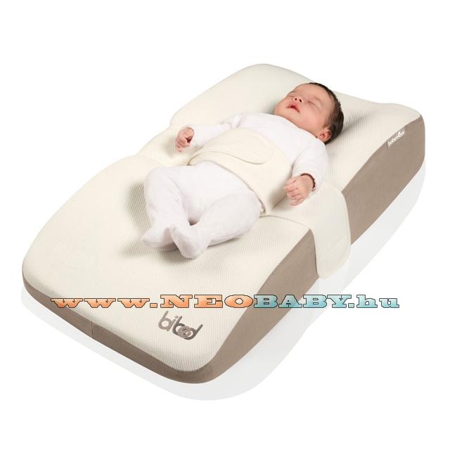873eb3fe2c BABYMOOV Bibed alvási pozicíós matrac ajándék póthuzattal A050003/bézs