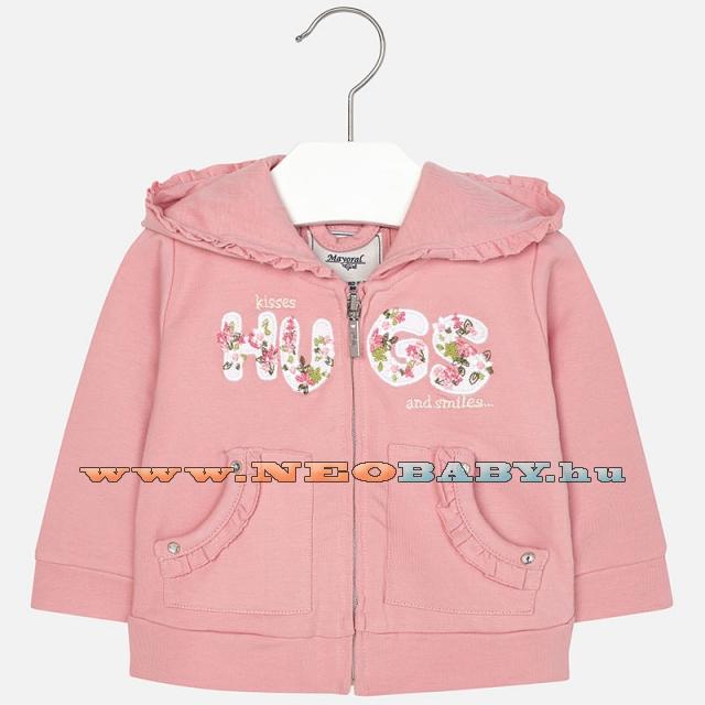 MAYORAL MODA kapucnis pulóver  Rózsaszín 4H - 24 év hó 1461 - 39 ... 17c7f07ec1
