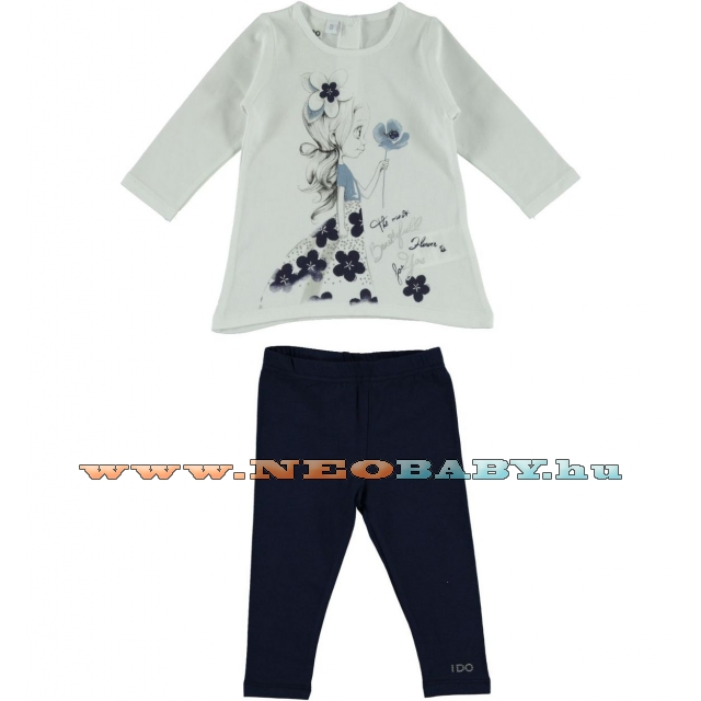IDO DODIPETTO baby maxi pool - leggings szett /36 hó 4.S305.00/8216