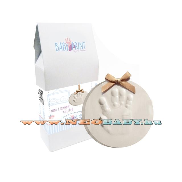 BABYPRINT mini lenyomat készítő - Babaszoba  Dekorációk eaa36a9498