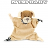 STERNTALER  szundikendő 27 cm 3211619/Hanno dog cuddle cloth