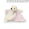 STERNTALER  szundikendő 21 cm 3201626/Ella ice bear pocket toy
