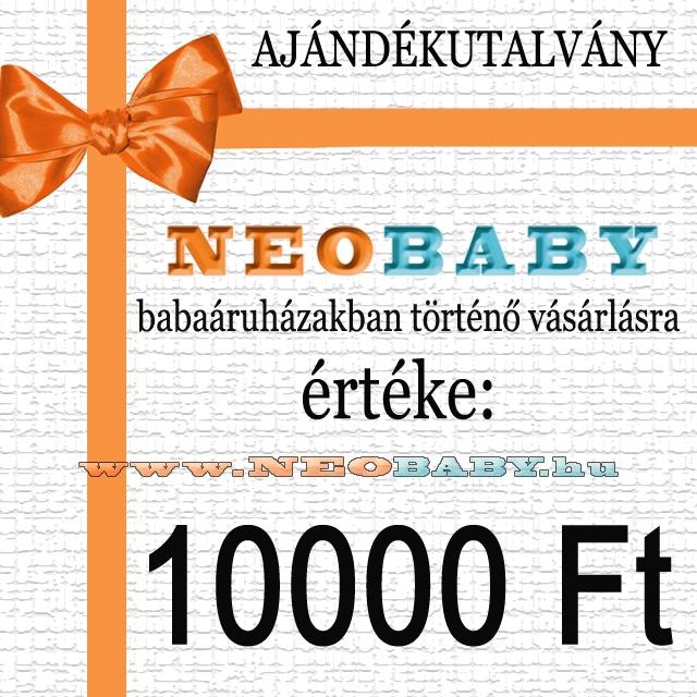 AJÁNDÉKUTALVÁNY 10 000 150e1ec535