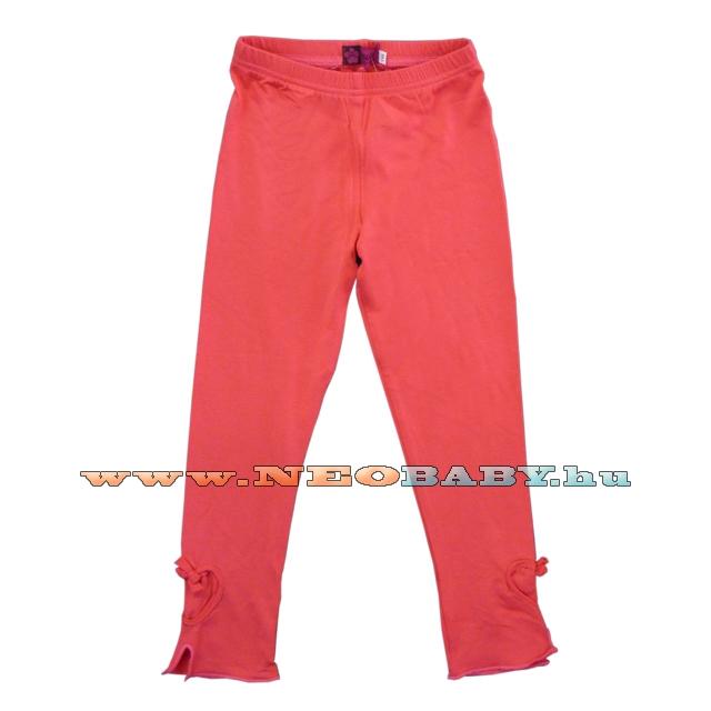 68a40b28fe MIKKA Hosszú leggings 110-es Col.:koráll szíves - Ruházat és cipő ...