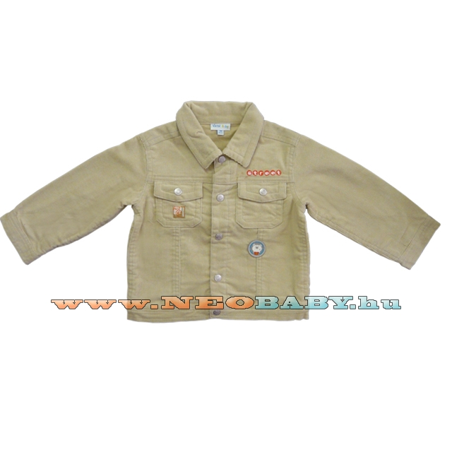 48f1671269 YATSI kord kabát 9084 /36m+ - Ruházat és cipő/ Neobaby ruházati ...