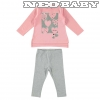 IDO DODIPETTO maxi sweater + leggings set - garnitúra /12 hó 4.T609.00/8248