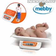 MEBBY/MEDEL Baby and Child digitális mérleg 91502
