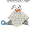 STERNTALER  szundikendő 33 cm 3221736/Hoppel cuddle cloth rabbit