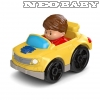 FISHER PRICE Little People kisautó - DFT66