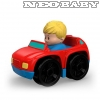 FISHER PRICE Little People kisautó - DRG94