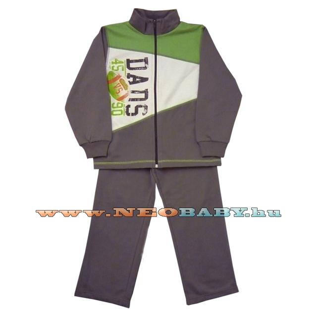 73b73a9f6f KILLY 2 részes pamut szabadidő ruha 116-os Col.:barna/zöld - Ruházat ...