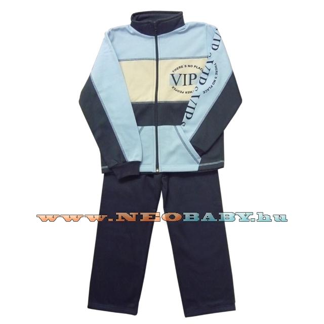 123b7e1224 KILLY 2 részes pamut szabadidő ruha 128-as Col.:szürke/kék - Ruházat ...