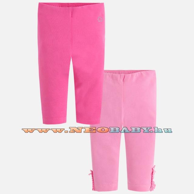 MAYORAL MODA leggings 2 db-os szett  Fuchsia 2R - 2-4 hó 729 - 84 ... 4615c0d0f0