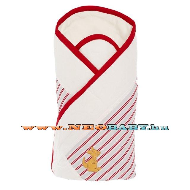 Image of 100 % pamut kókuszpólya canguro red