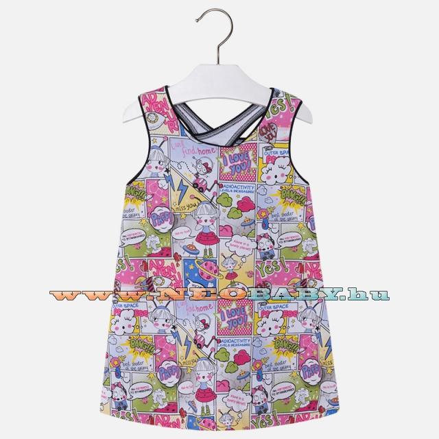 74640af8d9 MAYORAL MODA ruha /Comic Magenta 6S - 5 év 3998 - 2 - Ruházat és ...