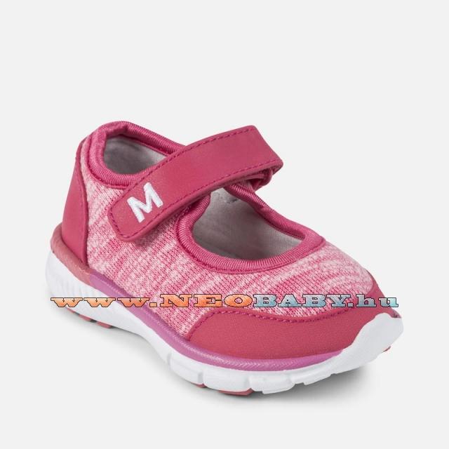535b2894a1 MAYORAL MODA vászoncipő /Fuchsia 7A - 2141836 - 94/méret:21 ...