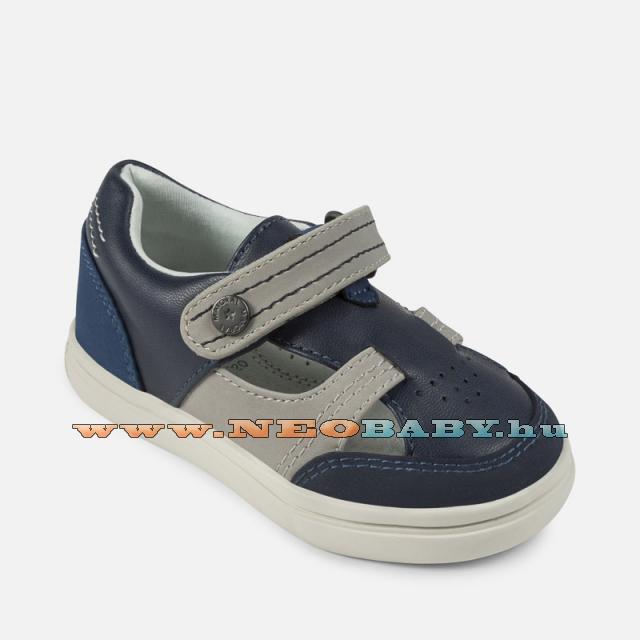 35f74897e1 MAYORAL MODA szandál cipő /Sötétkék 68B - 2041890 - 82/méret:20 - Ruházat  és cipő/ Cipők/ Szandálcipő - NeoBaby bababolt kismama webáruház