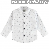IDO DODIPETTO long sleeved shirt - felső h.u. /6 hó 4.U201.00/6BA9
