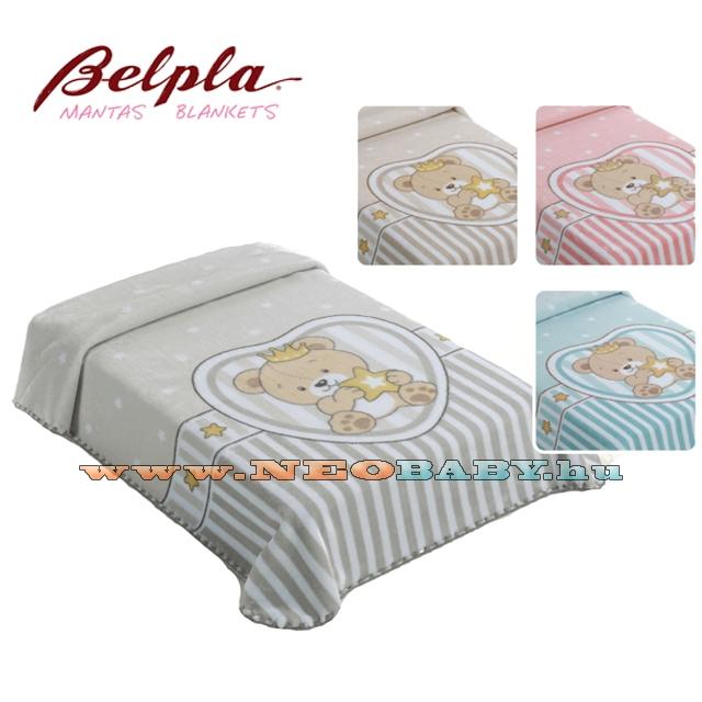 BELPLA Baby Perla Baby Sweet 80 110 pléd 655 pink - Ruházat és cipő ... f0596b0a8e