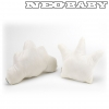 MORA Baby Pillows set babapárna 884794 D20 10-white