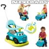 SMOBY Auto Rocking bébitaxi 7600720615/Blue Ride-On Electronic