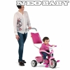 SMOBY Be Move Comfort tricikli 7600740404/pink