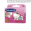 SALVEQUICK  sebtapasz 181052/14db-os - Hello Kitty