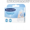 SALVEQUICK Transparent sebtapasz 181021/20db-os