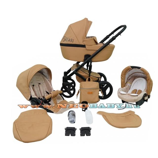MIKRUS Cross Safari babakocsi 01 homok - Babakocsik  Több(multi ... e0c1bcb55a
