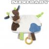 STERNTALER  szundiknedő 30 cm 3211842/cuddle cloth cow - tehén