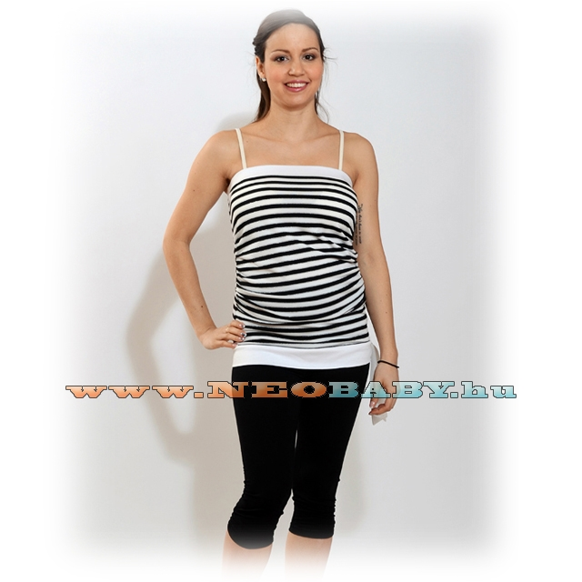 eb24354ee3 R&D Kismama legging 3/4 (2XL) 02172/fekete - Kismama és szoptatás ...