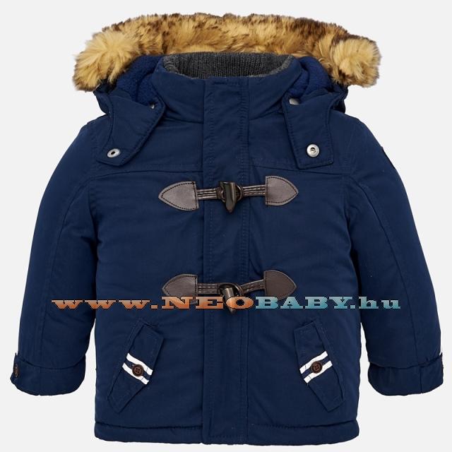 8292579f18 MAYORAL MODA kabát /sötétkék 3A - 18 hó 2475 - 47 - Ruházat és cipő ...